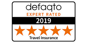 Defaqto 5 star rating award