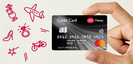 Credit Cards | Post Office®