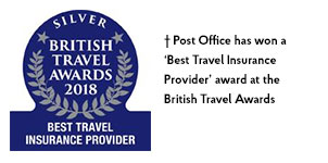 Silver British Travel Awards 2018