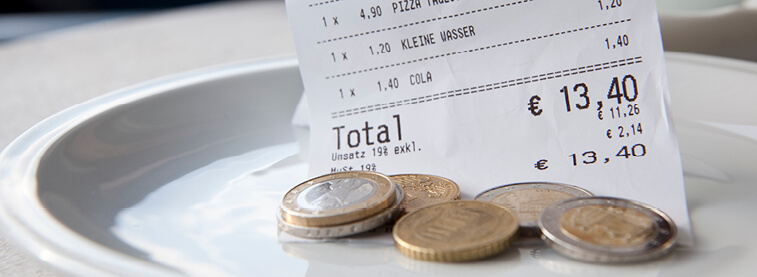 A guide to tipping in Germany