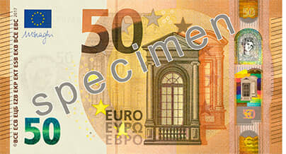 new euro note 2017