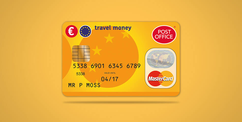 Travel money card prepaid currency card post office orange travel money card plus user reheart Image collections
