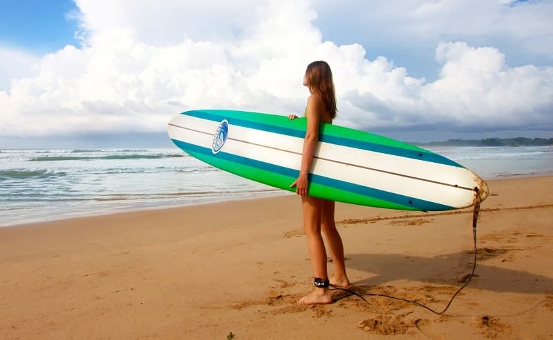 You don't have to plan a holiday specifically tailored for teenagers, book a resort such as Newquay and Polzea where you can indulge in a spa while your kids hit the surf.