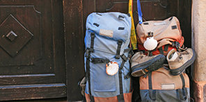 A handy guide to backpacking essentials.