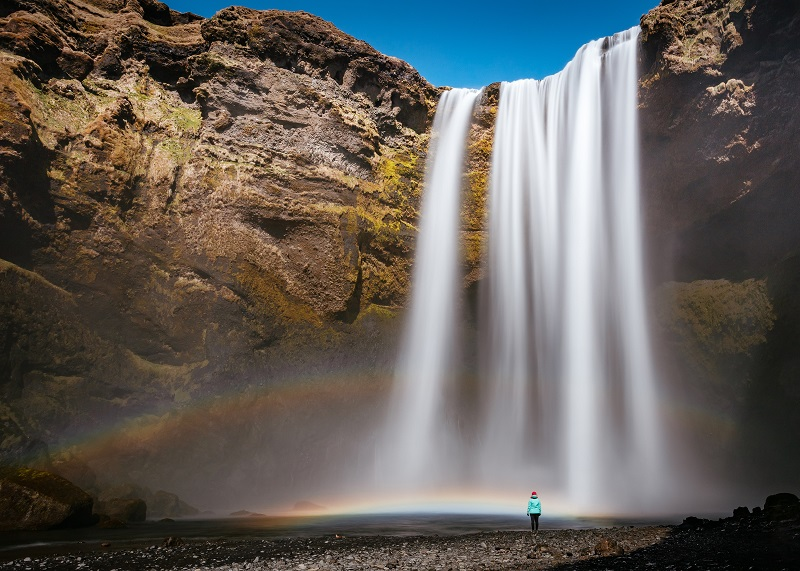 Iceland is a great place for solo female travellers as it topped the Global Peace Index 2017. As well as being safe, Iceland is stunningly beautiful, sporting breath-taking landscapes and natural wonders.