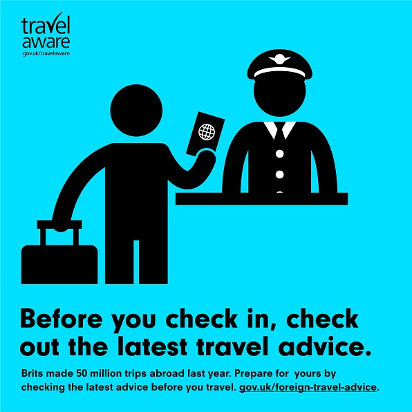 FCO - check the latest travel advice
