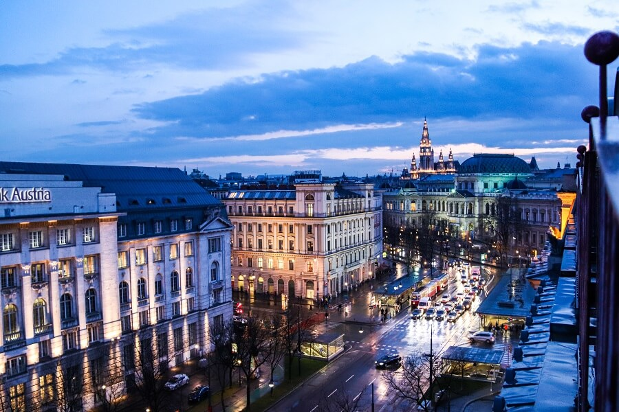 Money saving tip for European city breaks - if you're interested in seeing the historic sights of Vienna, Austria, then consider buying Vienna Pass as it will save you money and you won't have to stand in long queues.