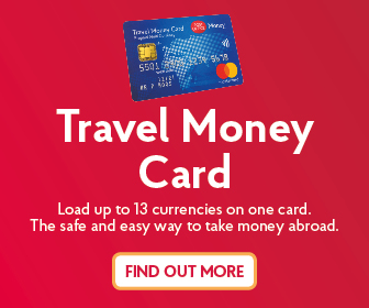 Travel Money Card - load up to 13 currencies on one card. The safe and easy way to take money abroad. Order your card now.