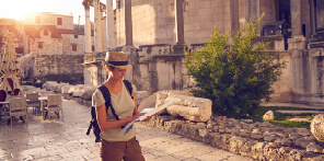 8 sSafest places for women travelling alone