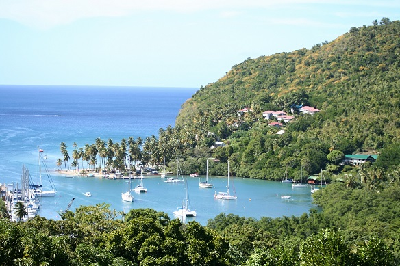 Port of St Lucia
