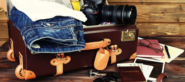 How To Pack a Suitcase | Post Office