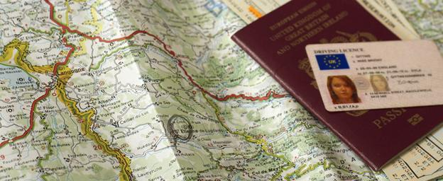 Of course, first on the list of essential travel items, if heading abroad, should be your passport
