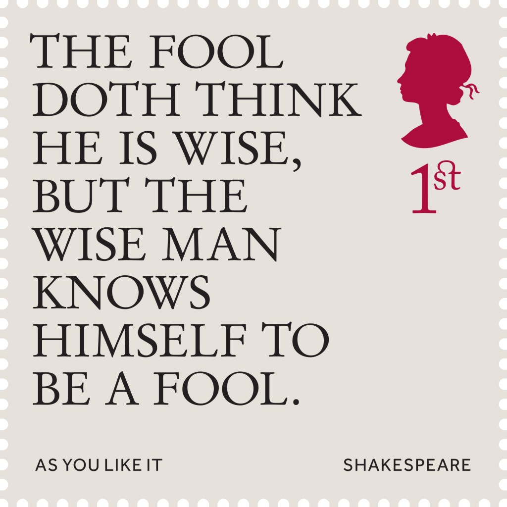Shakespeare Quotes About Death Shakespeare Stamps  Post Office