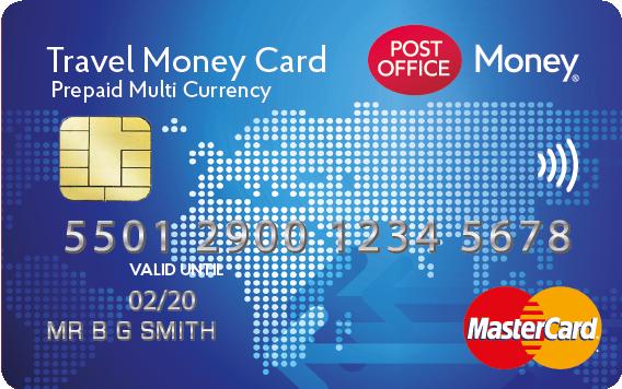 Ozforex travel card mastercard