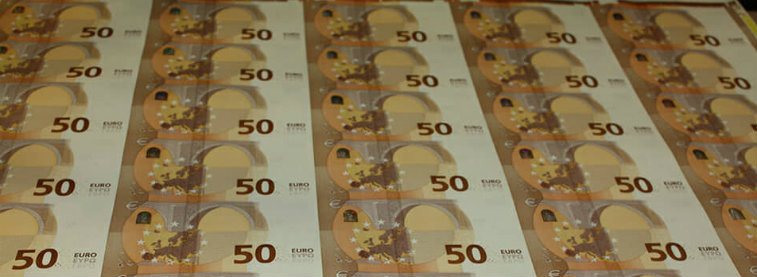 New 50 Euro Banknote Launch 2017 Post Office 174