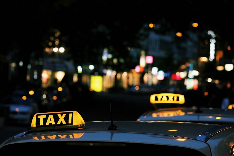Avoid holiday scams by agreeing the price of your fare before stepping foot in the taxi.