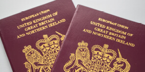 What are biometric passports?