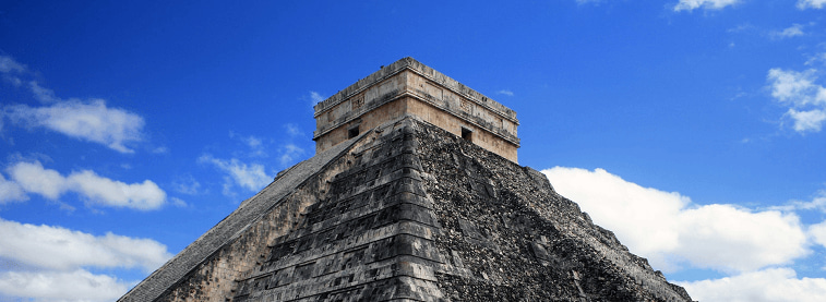 Kukulkan Temple in Mexico